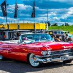 American finery. Photo by: Sydney Motorsport Park